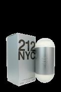 ادوتویلت زنانه کارولینا هررا مدل 212 NYC Women حجم 100 میل