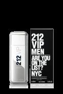 ادکلن مردانه کارولینا هررا مدل 212 VIP Men حجم 100 ميلیلیتر