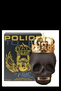 ادوتویلت مردانه پلیس مدل TO BE THE KING حجم 125 میلیلیتر