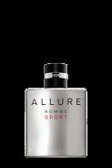 ادو تويلت مردانه شنل مدل Allure Homme Sport حجم 100 میلیلیتر