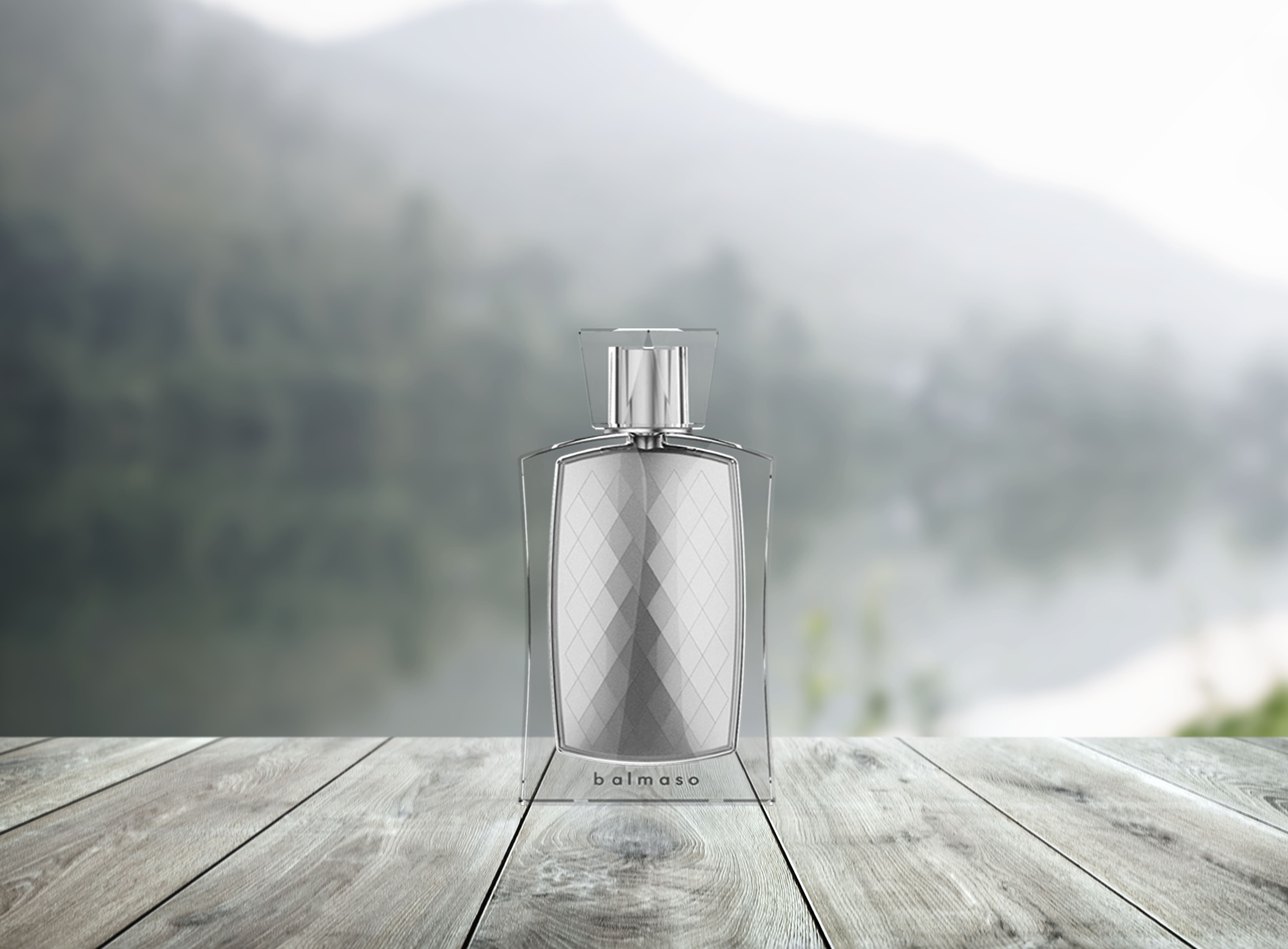 ادوپرفیوم Balmaso Silver، عطری منحصر بفرد و جذاب برای آقایان