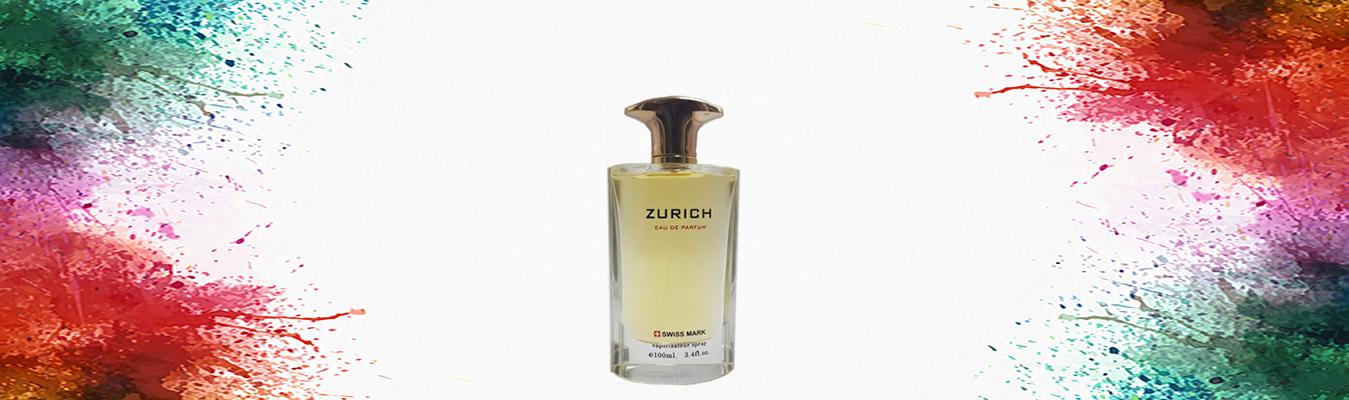 ZURICH عطر مردانه خوشبو با رایحه تلخ