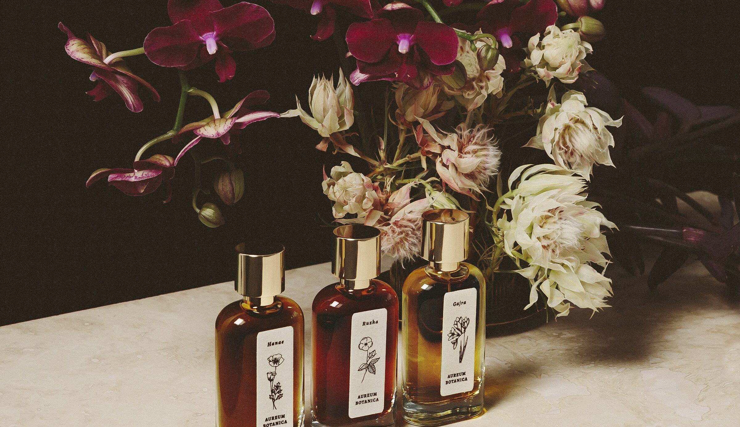 حضور رایحه های خوشبو زنبق و ریحان در عطرهای محبوب شما
