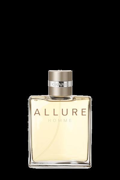 ادو تويلت مردانه شنل مدل Allure Homme