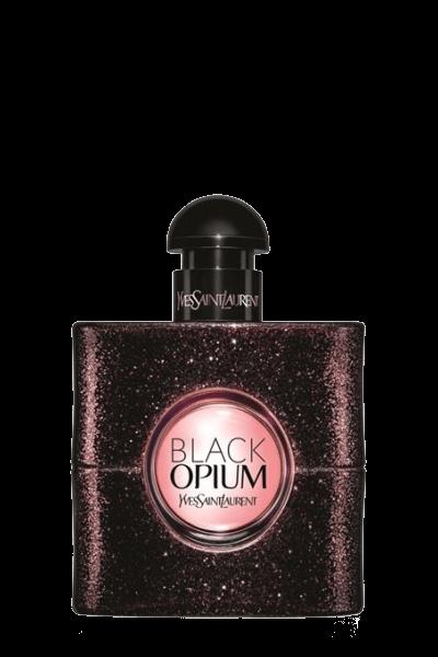 ادوتویلت زنانه بلک اوپیوم ایو سن لورن (Black Opium) حجم 50 میل