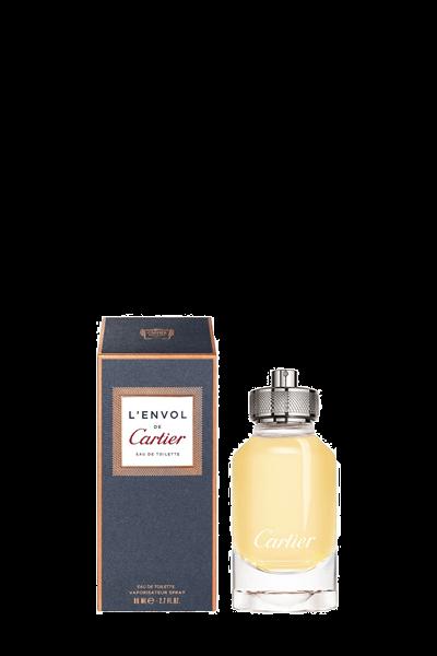 ادوتویلت مردانه کارتیر مدل L`Envol de Cartier حجم 80 میل