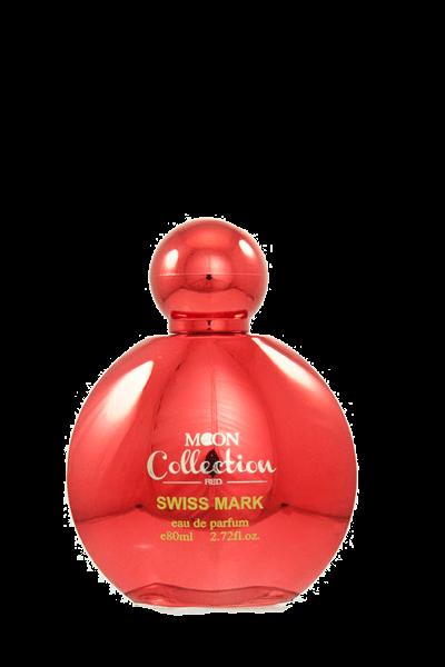 ادو پرفیوم مردانه و زنانه سوییس مارک MOON COLLECTION RED حجم 80میل