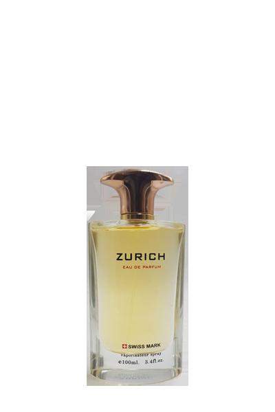 ادوپرفیوم مردانه سوئیس مارک مدل ZURICH حجم 100 میلی لیتر