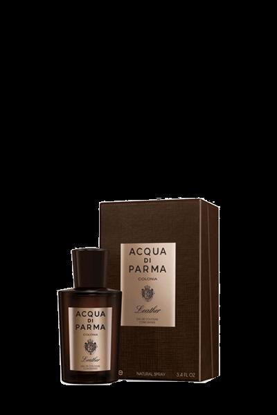 ادو کلن مردانه آکوا دی پارما مدل Colonia Leather حجم 180 ميل