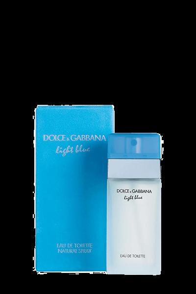 ادوتویلت زنانه دولچه اند گابانا (D&G) مدل Light Blue حجم 100 میلیلیتر