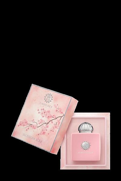 ادو پرفیوم زنانه آمواژ مدل Blossom Love حجم 100 میلیلیتر